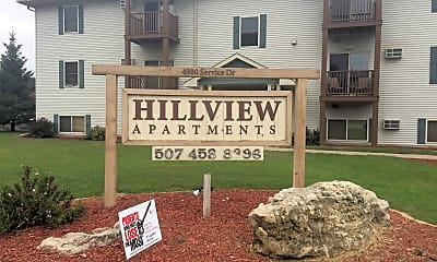 Hillview Apartments, 1