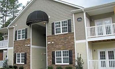 Magnolia House Apartments, 1