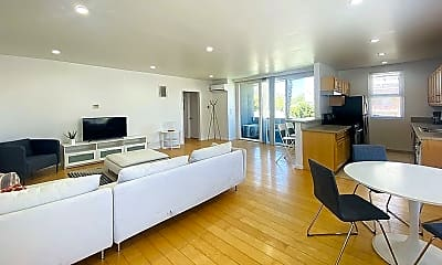 Living Room, 1114 6th St 11, 0