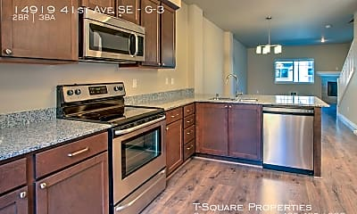 Kitchen, 14919 41st Ave SE G3, 2