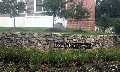 Conifer Hill Commons Apartments (Phase 1), 1