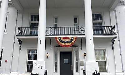 Building, 257 Summer Street, 1