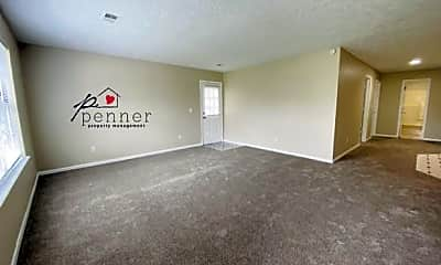 Living Room, 400-B NE Austin St, 1
