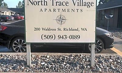 North Trace Village, 1