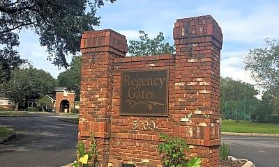 Regency Gates Apartments, 1