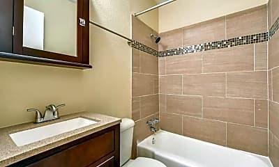 Bathroom, 2401 Manor, 2
