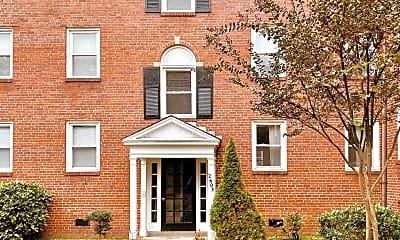 Building, 2603 Park Ave, 0