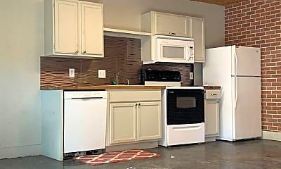 Kitchen, 1906 23rd St, 1