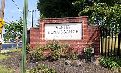 Alpha Renaissance Apartments, 1