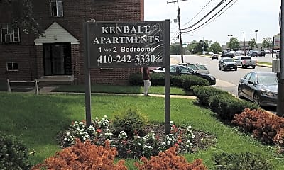 Kendale Apartments, 1