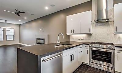 Kitchen, 1625 Hickory St 105, 0
