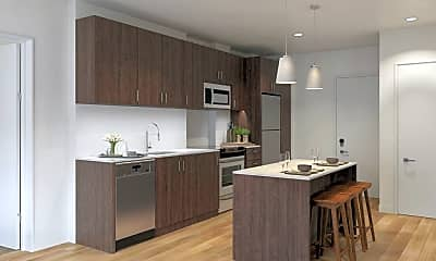 Kitchen, Legacy at Fitz, 0
