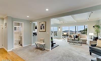 Living Room, 822 Humboldt Rd, 1