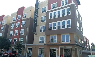 13th & Olive Student Housing, 1