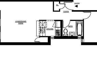 Building, 113 E 31st St, 2