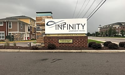 Infinity apartment homes at center crossings, 1