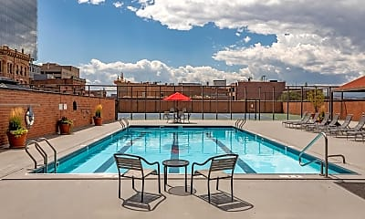 Pool, 1551 Larimer St 2603, 2