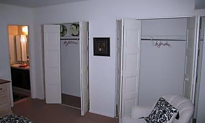 Bedroom, Blair Mill Village East, 2