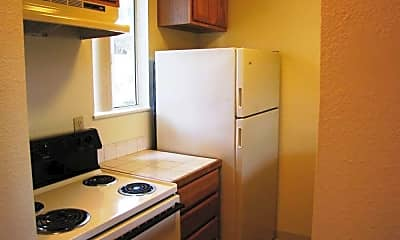 Kitchen, Rosewood, 2