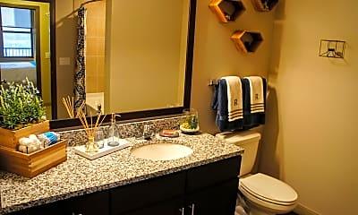 Bathroom, Radius at the Banks, 2