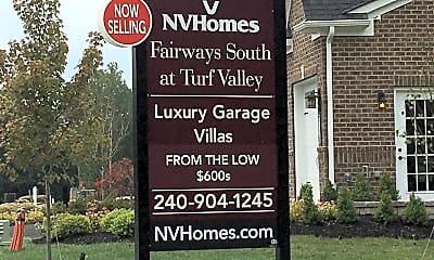 Fairways @ Turf Valley Town Homes, 1