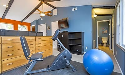 Fitness Weight Room, 7661 Charlotte Pike, 1