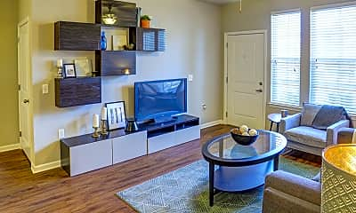 Living Room, Springs at West Chester, 1