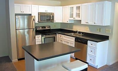 Kitchen, Wintergreen, 0