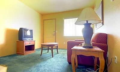Living Room, Siegel Suites Tropicana, 1