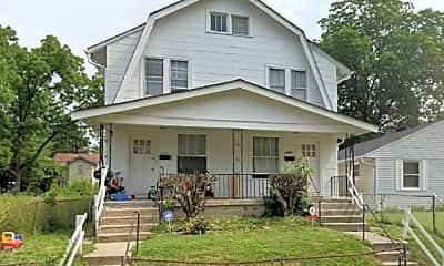 Building, 1566 E Blake Ave, 1