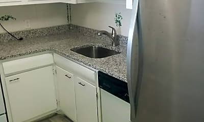 Kitchen, 2965 Pharr Ct S Northwest 607, 1
