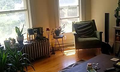 Living Room, 3652 Blaisdell Ave, 1