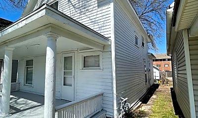 Building, 2518 P St, 1