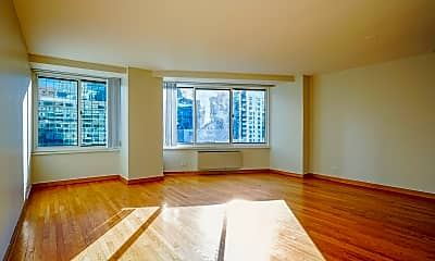 Living Room, 211 E Ohio St 2416, 1