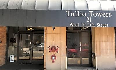 Tullio Towers, 1