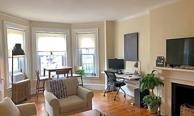 Living Room, 217 Newbury St, 0