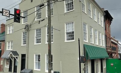 Building, 4 W Cork St, 1