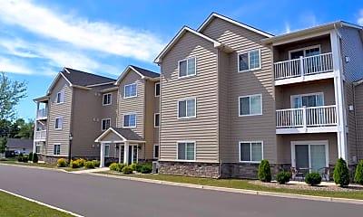 Building, Waterbury Ridge Apartments, 0