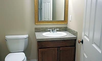 Bathroom, 5 N Front St, 2