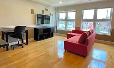 Living Room, 70 Adams St 5F, 0
