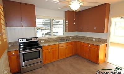 Kitchen, 613 Auwai St, 1