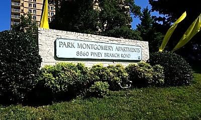 Park Montgomery Apartments, 1
