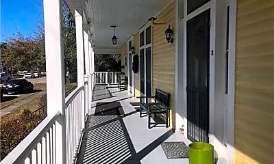 Patio / Deck, 124 E 24th Ave 5, 2