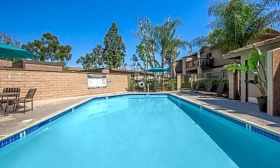 Pool, Pinecrest Apartment Homes, 0