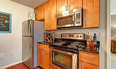 Kitchen, The Elms at Centreville, 0