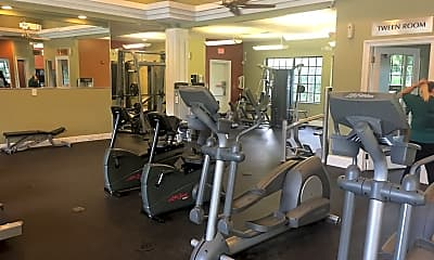 Fitness Weight Room, Nob Hill Rd, 2