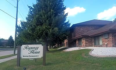 Regency House Senior Apartments, 2