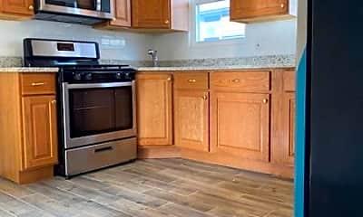 Kitchen, 32 Myron St, 1