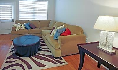 Living Room, Village De Jardin, 1