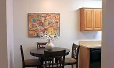 Dining Room, 3602 Comanche St, 2